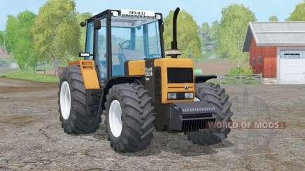 Renault 155.54 TX Turbo para Farming Simulator 2015