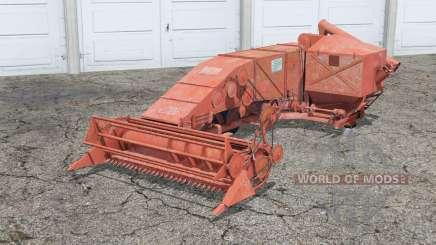 Bizon Zagon Z020 para Farming Simulator 2015