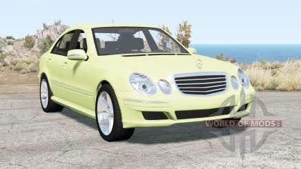 Mercedes-Benz E 280 (W211) 2007 v2.0 para BeamNG Drive