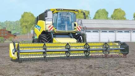 Novo Holland CR9.80〡o modelo para Farming Simulator 2015