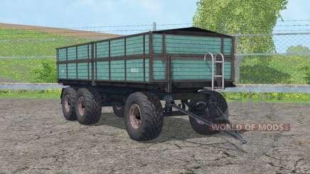 Mengele DR 75〡Sapacity 20 toneladas para Farming Simulator 2015