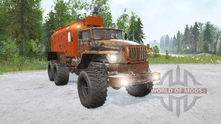 VTS Ural-Polarniki para MudRunner