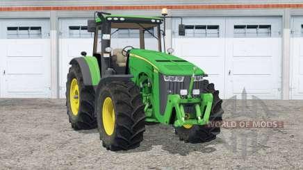 John Deere 8370R〡desse para Farming Simulator 2015