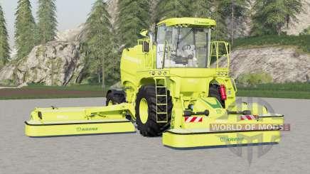 Krone BiG M 450〡motor config para Farming Simulator 2017