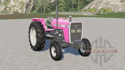 Massey Ferguson 200〡provação de motor para Farming Simulator 2017