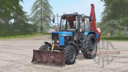 MTH 82.1 Bielorrússia EO 2121〡a escolha do motor para Farming Simulator 2017