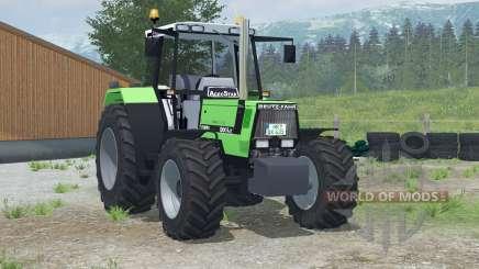Deutz-Fahr AgroStar 6.31〡dual rodas traseiras para Farming Simulator 2013