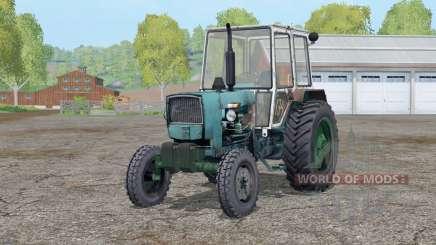 Portas abertas SMH 6KL〡 para Farming Simulator 2015
