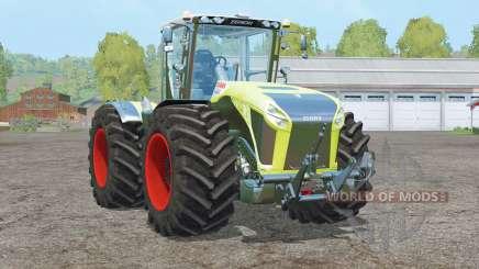 Claas Xerion 4500 Trac VȻ para Farming Simulator 2015
