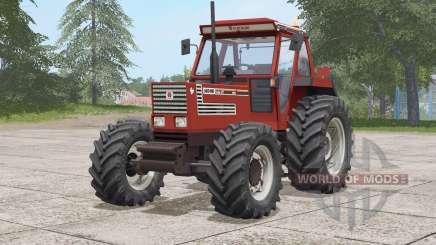 Fiat 140-90 DT Turbo〡full animado para Farming Simulator 2017