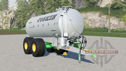 Joskin Modulo2 16000 MEB〡seleção para Farming Simulator 2017