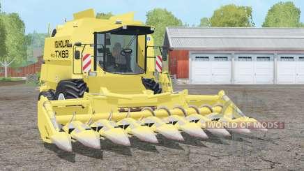 New Holland TX68 plus para Farming Simulator 2015