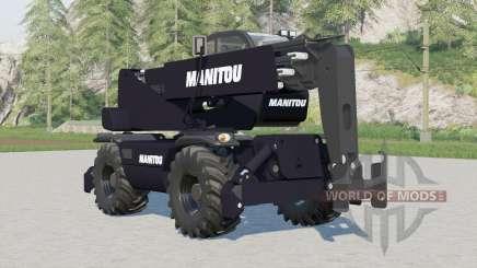 Manitou MRT 2150〡tempescópico para Farming Simulator 2017