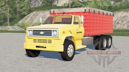 Chevrolet C70 Grain Truck para Farming Simulator 2017