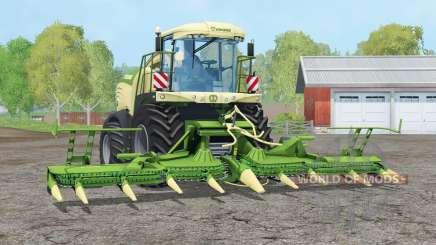 Krone BiG X 580〡reso para Farming Simulator 2015