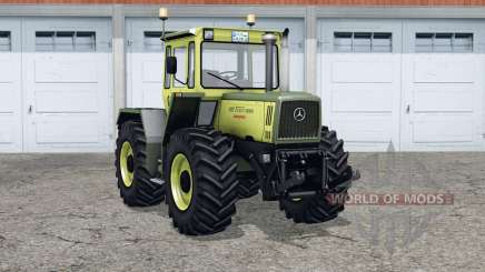 Mercedes-Benz Trac 1800 〡ro de rodas para Farming Simulator 2015