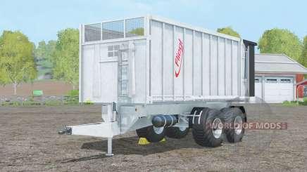 Iluminação Fliegl TMK 266 Bull〡working para Farming Simulator 2015
