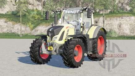 Barra 〡 Vario fendt 700 para Farming Simulator 2017