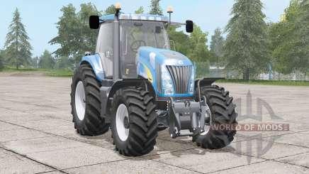 New Holland TG200 para Farming Simulator 2017