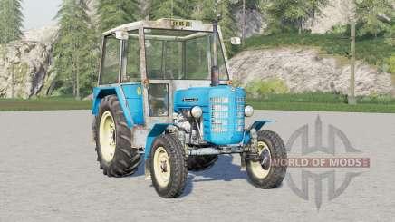 Zetor 4611 para Farming Simulator 2017