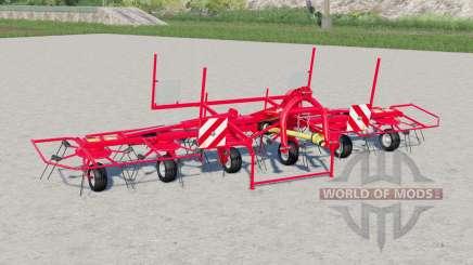 Kuhn GF 6502 para Farming Simulator 2017