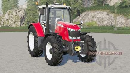 Massey Ferguson 6600 series para Farming Simulator 2017
