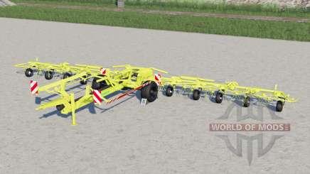 Pottinger Bateu 12,14 T〡viço velocidade 25 km-h para Farming Simulator 2017