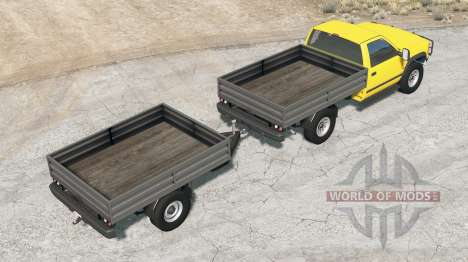 Gavril D-Series Farmhand Long v2.0 para BeamNG Drive