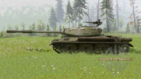 IS-4 para Spin Tires