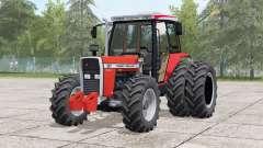 Massey Ferguson 297 Turbo〡dual rodas traseiras para Farming Simulator 2017