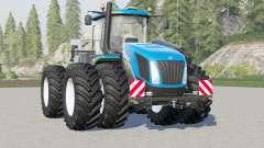 Novas Opções 〡 sérieS T9 da Nova Holanda para Farming Simulator 2017