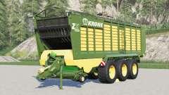 Seleção de capacidade 〡 Krone ZX 560 GD até 200000l para Farming Simulator 2017