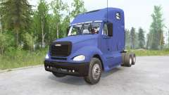 Freightliner Columbia para MudRunner
