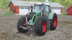 Suspensão dianteira 〡 936 Da Fendt Vario para Farming Simulator 2015