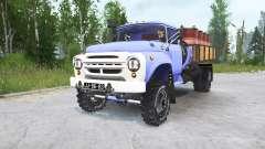zil-130G 4x4 para MudRunner