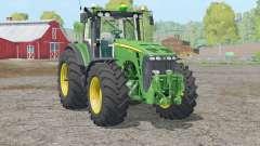 John Deere 8530〡minor corre em texturas para Farming Simulator 2015