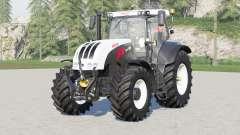 Steyr 6000 CVT〡color config para Farming Simulator 2017