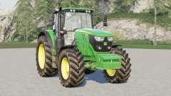 John Deere 6M serieᵴ para Farming Simulator 2017