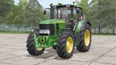 John Deere 6030 Premium〡sound update para Farming Simulator 2017