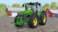 Ligação frontal 〡 John Deere 8430 para Farming Simulator 2015