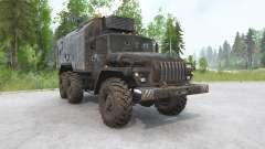 Cargas 〡 Ural-4320 para MudRunner