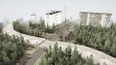 CityGrad v3.1 para MudRunner