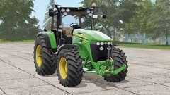 John Deere 7030 serie para Farming Simulator 2017