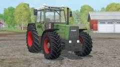 Fendt Favorit 611 LSA Turbomatik E〡IC para Farming Simulator 2015