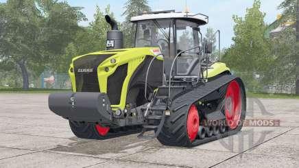 Claas Xerion 4000 TerraTraƈ para Farming Simulator 2017