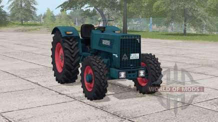 Hanomag Robusto 900 A〡omivatelne para Farming Simulator 2017