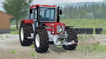 Placas de alerta 〡 Schluter Super 1500 TVL para Farming Simulator 2013