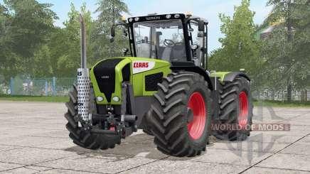 Claas Xerion 3000 Trac VȻ para Farming Simulator 2017
