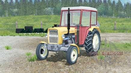 Ursus C-330〡zapłon ręczny para Farming Simulator 2013