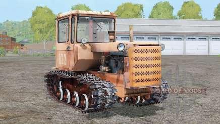 DT-75〡 um depósito de escavadeiras para Farming Simulator 2015